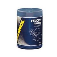 Освежающие салфетки MANNOL 9945 Feuchttuecher