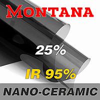 Атермальная тонувальна плівка MONTANA NANO-CERAMIC 25% 1,52 м