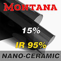 Атермальная тонировочная пленка MONTANA NANO-CERAMIC 15% 1,52м