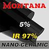 Атермальная тонировочная пленка MONTANA NANO-CERAMIC 5%