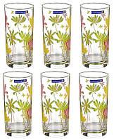 Набор стаканов Luminarc Aime Crazy Flower