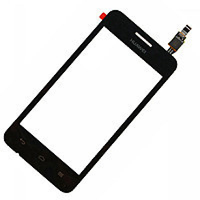 Сенсорный экран (тачскрин) Huawei Ascend Y330-U11 Dual Sim чёрный ориг. к-во