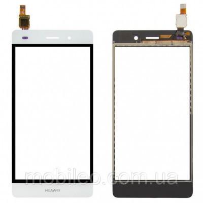 Сенсорный экран (тачскрин) Huawei P8 Lite Ale L21 white