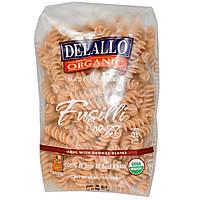 DeLallo, Фузилли № 27, макароны из 100% цельной пшеницы, 16 унций (454 г)