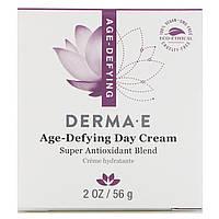 Антивозрастной дневной крем (Age-Defying Day Creme), Derma E, (56 г)