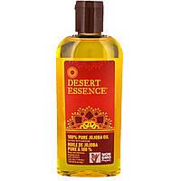 Масло жожоба (Jojoba Oil), Desert Essence, 118 мл