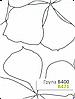 Ткань для рулонных штор В 471