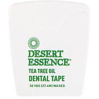Зубная нить, Desert Essence, 27.4 м