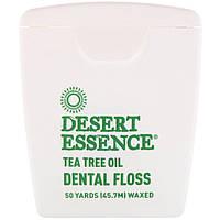 Зубная нить, Desert Essence, 45,7 метров