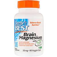 Витамины для мозга, Doctors Best, 60 капсул