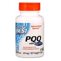 Пирролохинолинхинон, Doctors Best, 20 мг, 30 кап.