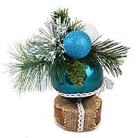 """Шар Yes! Fun """"Різдвяний"""" d-10 см.  903796"""
