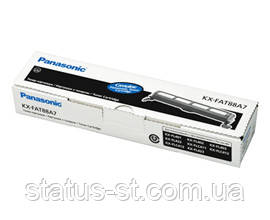 Заправка картриджа Panasonic KX-FAT88A7 в Киеве