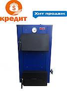 Котел твердотопливный длительного горения ЭТАЛОН 16 кВт (сертификат качества), Украина