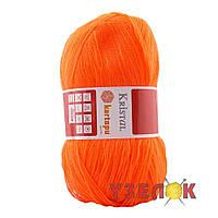 Kartopu Kristal № K1204 ярко оранжевый