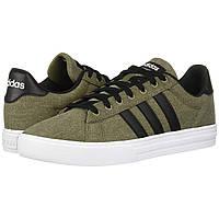 Кроссовки Adidas Daily 2.0 Shoes Raw Khaki/Core Black/White - Оригинал
