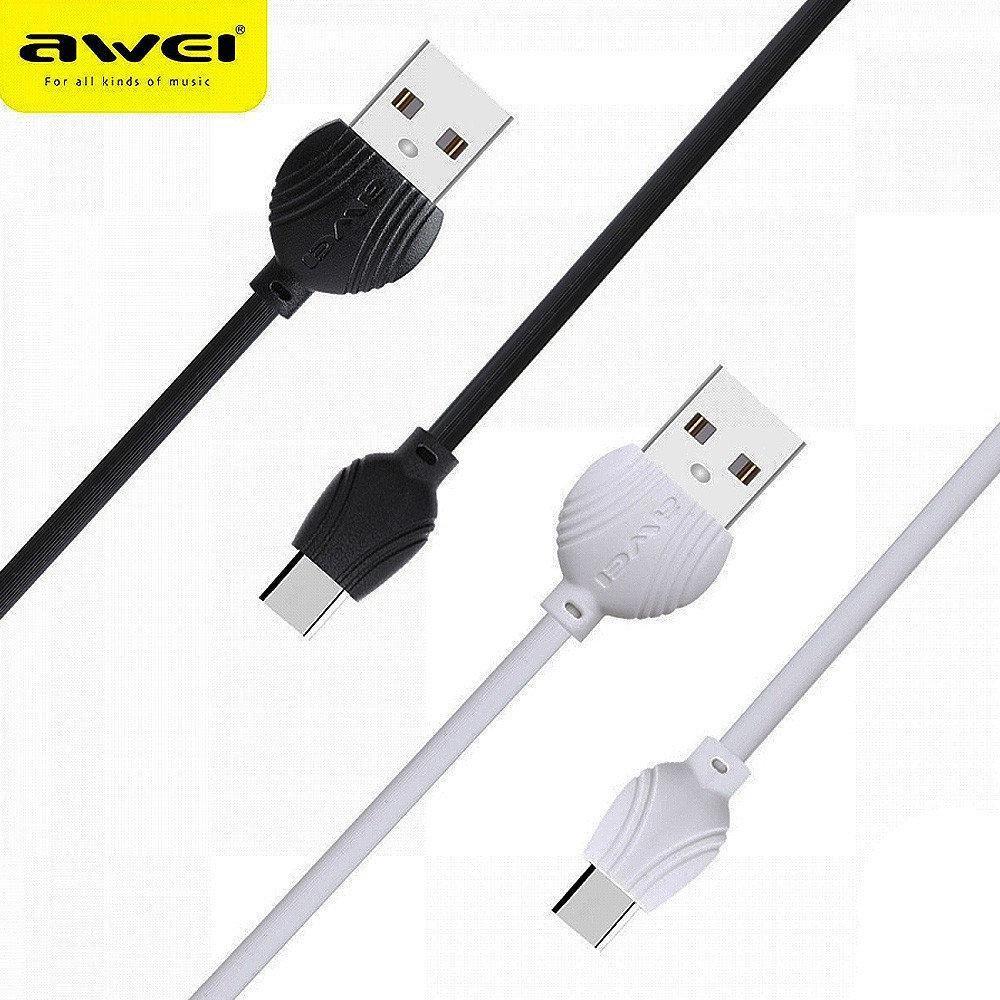 Кабель AWEI CL-62 USB -Type C