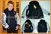 Куртки Ferrari для мальчиков | демисезонные детские ветровки