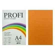 Бум. офис. цв. PROFI А4/80гр./100л. Cyber Orange №371 неонов. оранж.