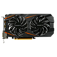 GIGABYTE GeForce GTX 1060 WINDFORCE 3G (GV-N1060WF2-3GD), фото 1