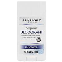 Дезодорант для тела, Dr. Mercola, 70,8 г