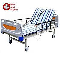 Кровать медицинская А26P (2-секциионная, электрическая)