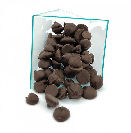Шоколад черный Trinidad Dark 56% Zeelandia 500г, фото 2