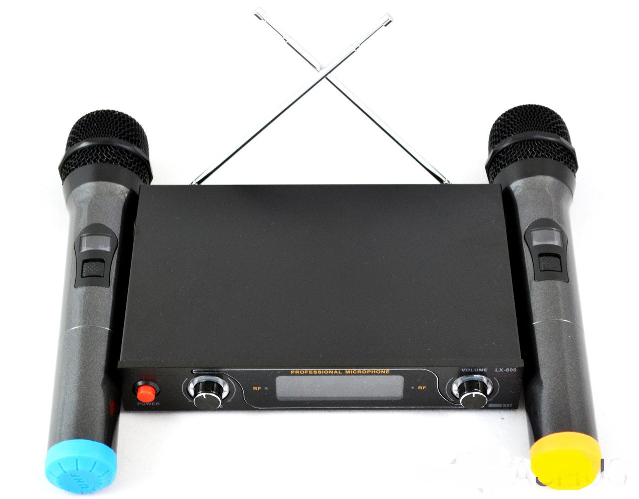 Радиосистема микрофоны Shure LX-800 ( 2 микрофона )