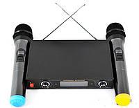 Радиосистема микрофоны Shure LX-800 ( 2 микрофона ), фото 1