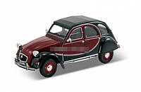 Модель машины 1:24 CITROEN 2CV 6 CHARLESTON WELLY