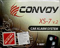 CONVOY - Автосигнализация Convoy XS-7 v2 односторонняя