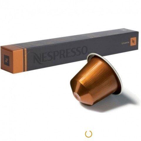 Кофе в капсулах Nespresso Livanto