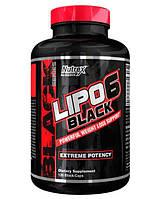 Жиросжигатель Nutrex Research Lipo-6 Black, 120 капсул