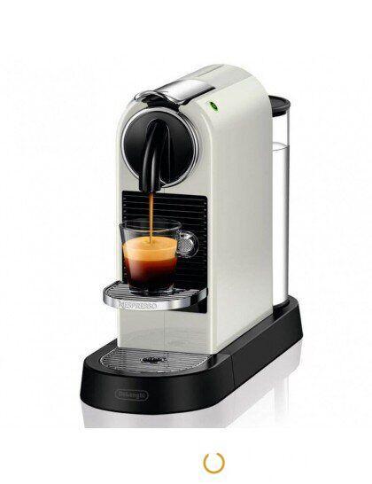 Капсульная кофеварка Nespresso Citiz WHITE