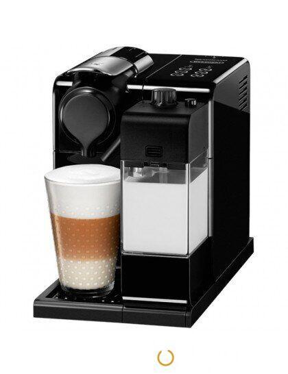 Капсульная кофеварка Nespresso EN 560.BLACK