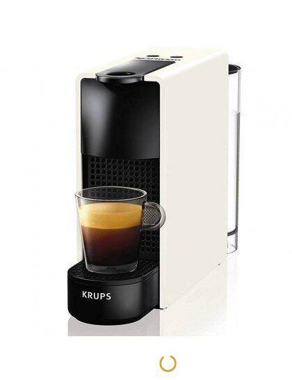 Капсульная кофеварка Nespresso Essenza White C30