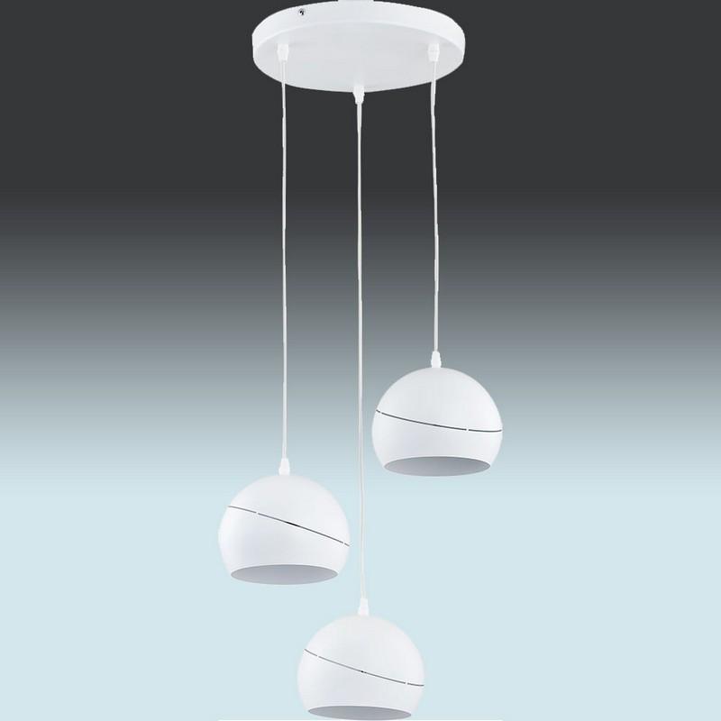 Люстра підвісна TK Lighting 2074 YODA WHITE ORBIT