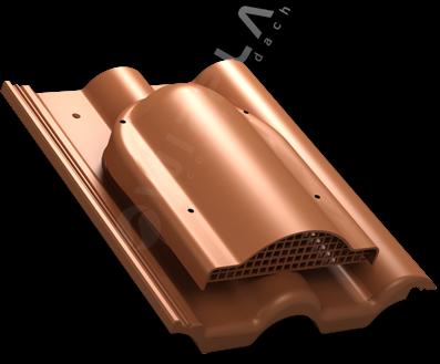 Аэраторы, ПОДКРОВЕЛЬНЫЕ вентиляторы для керамической черепицы