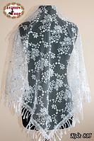Свадебный платок со стразами Виолета