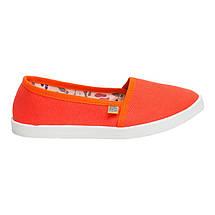 Мокасины OLDCOM Canvas оранжевые, фото 2