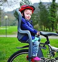 Детское Велокресло Tilly до 7 лет Велосипедное кресло