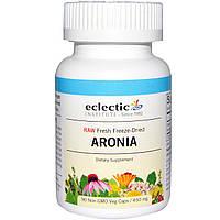 Арония, Aronia, Eclectic Institute, 450 мг, 90 кап.