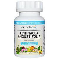 Эхинацея (Echinacea Angustifolia), Eclectic Institute, 325 мг, 90