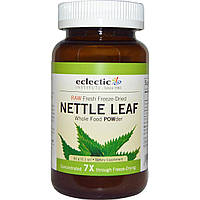 Листья крапивы (Nettle Leaf), Eclectic Institute, 60 г.