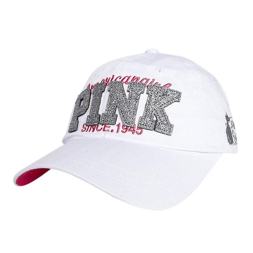 Стильная кепка для девочки Pink  Sport Line - №3774