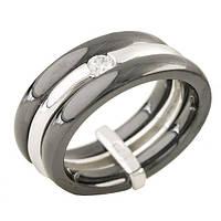 Серебряное кольцо с керамикой (17)