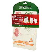 ECOBAGS, Продуктовые и объемистые сумки, 3 сумки