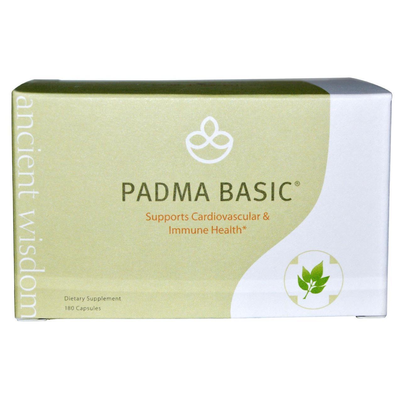 Econugenics, Padma Basic, 180 капсул