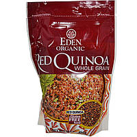 Красная лебеда, в зернах, Eden Foods,  454 г