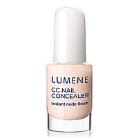 "СС-Консилер для ногтей 3 в 1 Lumene Gloss and Care СС concealer for nails ""3 in 1"""